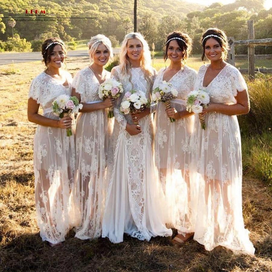 Popular vestido bridesmaid dresses champagne buy cheap vestido vestido bridesmaid dresses champagne ombrellifo Image collections