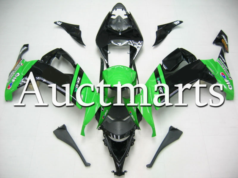 Fit for kawasaki ZX-10R 2008 2009 2010 high quality ABS Plastic motorcycle Fairing Kit Bodywork ZX 10R 08 10 ZX10R CB05
