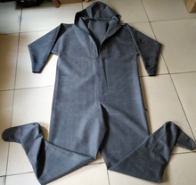 Купить с кэшбэком Black Pure Rubber Zip Fishing Waders with Rubber Socks Breathable Waterproof Diving Suit Surf fly fishing overalls Rubber Pants