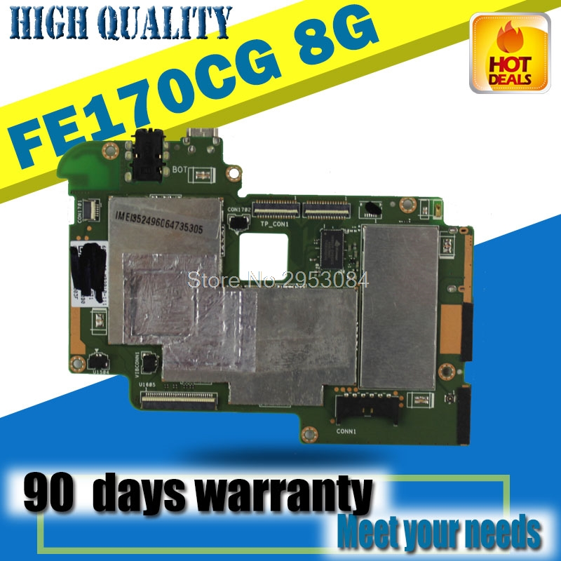 MAINBOARD For Asus FonePad 7 FE170CG 8GB Tablet PC Mobile Phone Motherboard Is Completely New Stable Motherboard