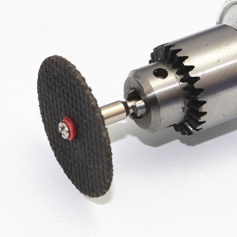 20 st metalen doorslijpschijf voor dremel slijper roterend - Schurende gereedschappen - Foto 6