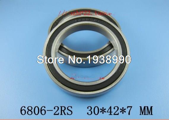 6806 Bearing 6806 Ceramic Bearing 30x42x7mm Ceramic Ball Bearing