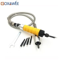 6mm Flexible Flex Shaft Fits Carving Handpiece For Dremel Style Electric Drill Rotary Tool Accessories Rotary