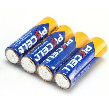 Wholesale 100Pieces Pkcell 1.5V Carbon-Zinc AA Batteries Mercury Free Battery R6P  Single Use Battery