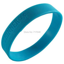 100pcs Debossed Medical Alert Xarelto Blood Thinner Wristband Silicone Bracelets Free Shipping By Fedex In Cuff From Jewelry Accessories On