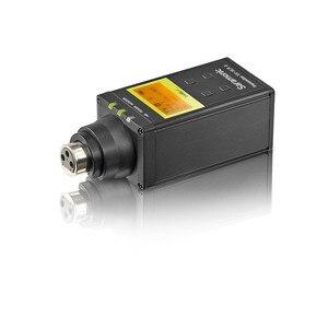 Image 2 - Saramonic UWMIC9 diffusion UHF caméra sans fil Lavalier Microphone système émetteurs + un récepteur pour caméscope DSLR