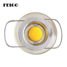 FEIGO 1PC Stainless Steel Egg White Separator Egg Yolk Filter Tools Egg Dividers Safe And Practical Kitchen Cooking Gadgets F456
