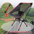 Naturehike Outdoor Side Chair Portable Aluminium Alloy Chair Foldable Fishing Chair Free shipping