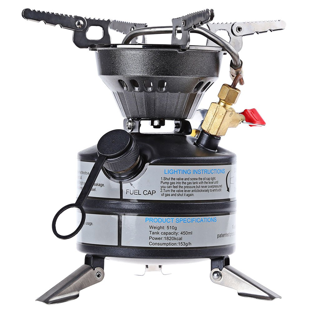 Gasoline Stove Cooking Stove Camping Stove Outdoor Stove 2 3 Field Operations Oil Outdoor Activity Portable