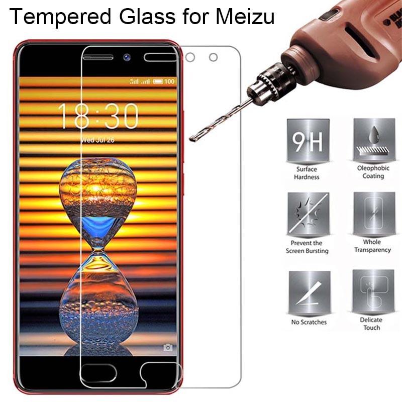 Защита экрана для Meizu MX3 MX4 MX5 MX6 Pro 6 Plus закаленное стекло для Meizu Pro 7 Plus Защитное стекло для Meizu Pro 6S