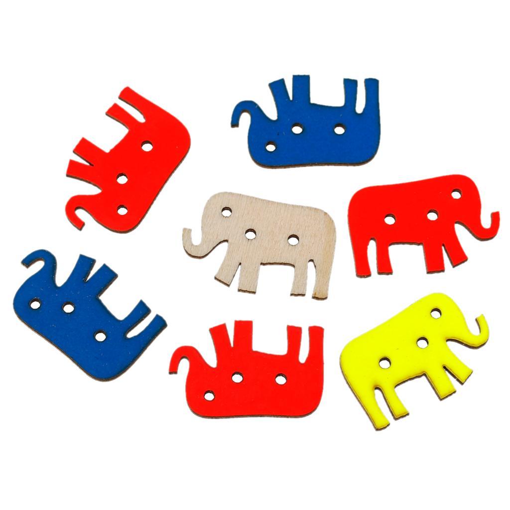 Magnífico Modelo Que Hace Punto Libre De Elefante Viñeta - Manta de ...
