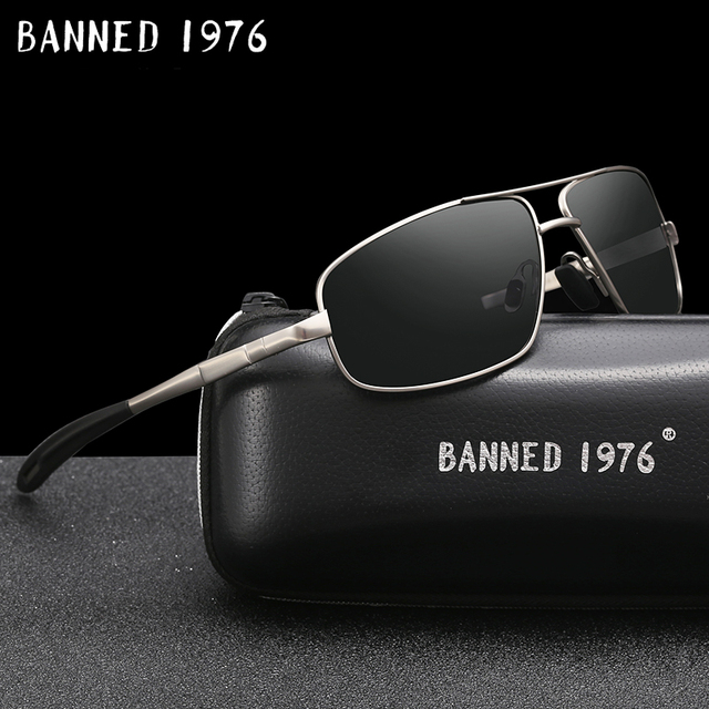 54da83f7937c 2018 Cool HD Polarized men Sunglasses uv400 protection brand new women  driving oculos de sol sun