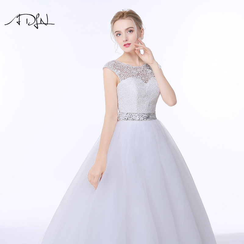 Vestido לבן/שנהב אונליין כלה 6