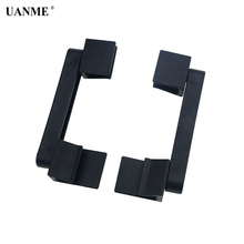 UANME 2PCS/LOT Adjustable LCD Screen Fastening Clamp Clips Holder For iPhone 8 7 6s 6 Plus Repair Work Tools Phone Stand