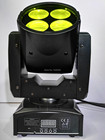 2pcs 4*10w led super beam moving head light for dj equipment stage wedding party church etc.
