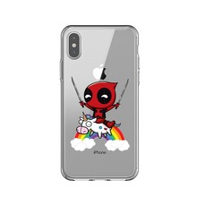 Deadpool Superhero iPhone Case
