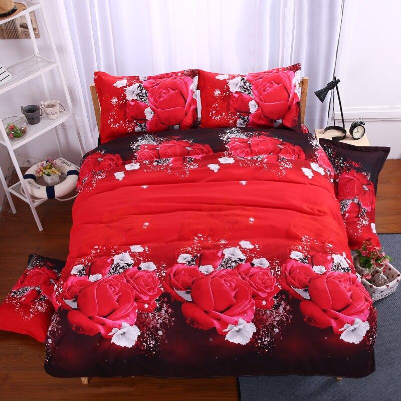 3d yataq dəsti Kəpənək Merilin Monroe Leopard qızılgül yataq - Ev tekstil - Fotoqrafiya 2
