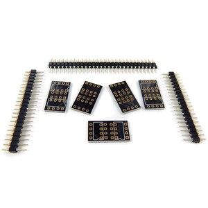 Image 4 - OPA627 LME49710 muses 03 DIP8 одиночный операционный усилитель преобразования двойной операционный усилитель IC чип позолоченная печатная плата