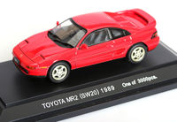 High simulation Toyota MR2 model,1:43 alloy car toys,metal castings,collection model,free shipping