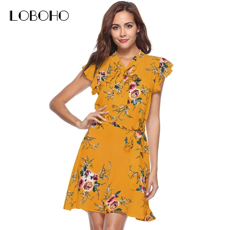 8ad99a5dc36499 oothandel bohemian style dress yellow Gallerij - Koop Goedkope bohemian  style dress yellow Loten op Aliexpress.com