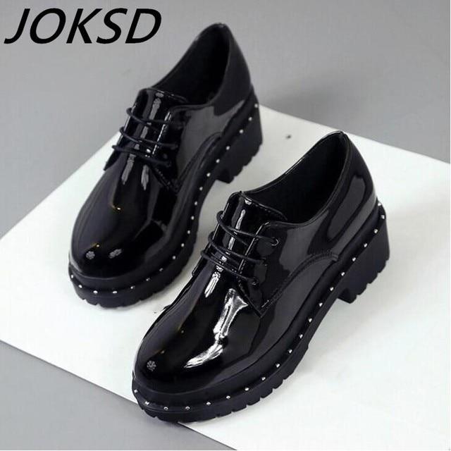 f6fdecc3e3 Venta caliente mujeres Zapatos Cuero auténtico Oxford Zapatos para mujeres  pisos Zapatos mujer Ballet zapatos mujer
