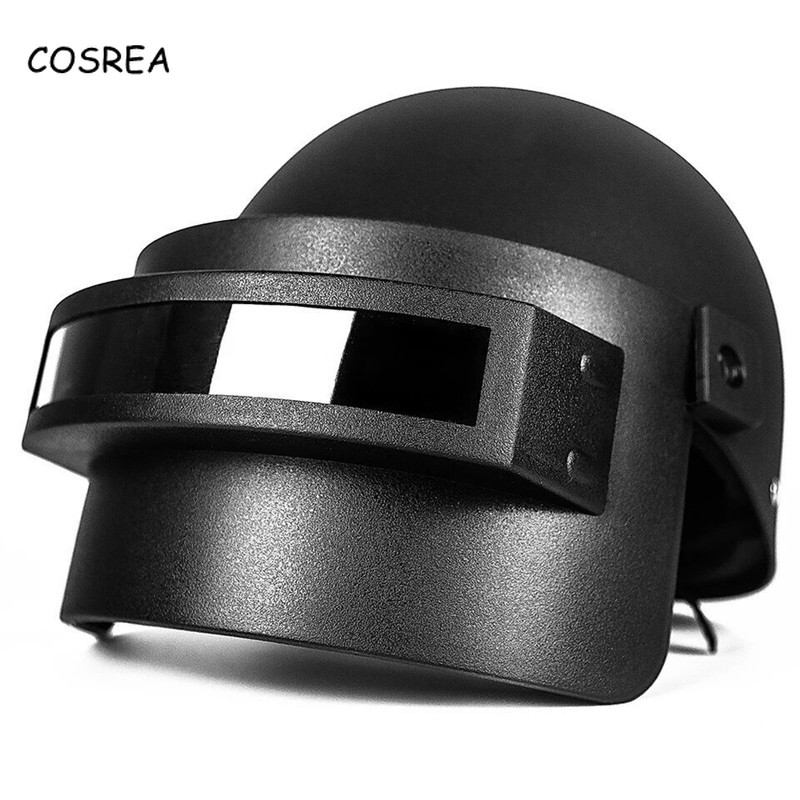 Playerunknown Battlegrounds PUBG 3 Level Helmet Cosplay Face Male Female Yellow Clothing Sportswear Men Suit Cosplay Costumes
