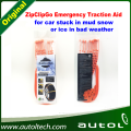 Newest ZipClipGo Emergency Traction Aid life saver for car stuck in mud snow or ice in bad weather conditions