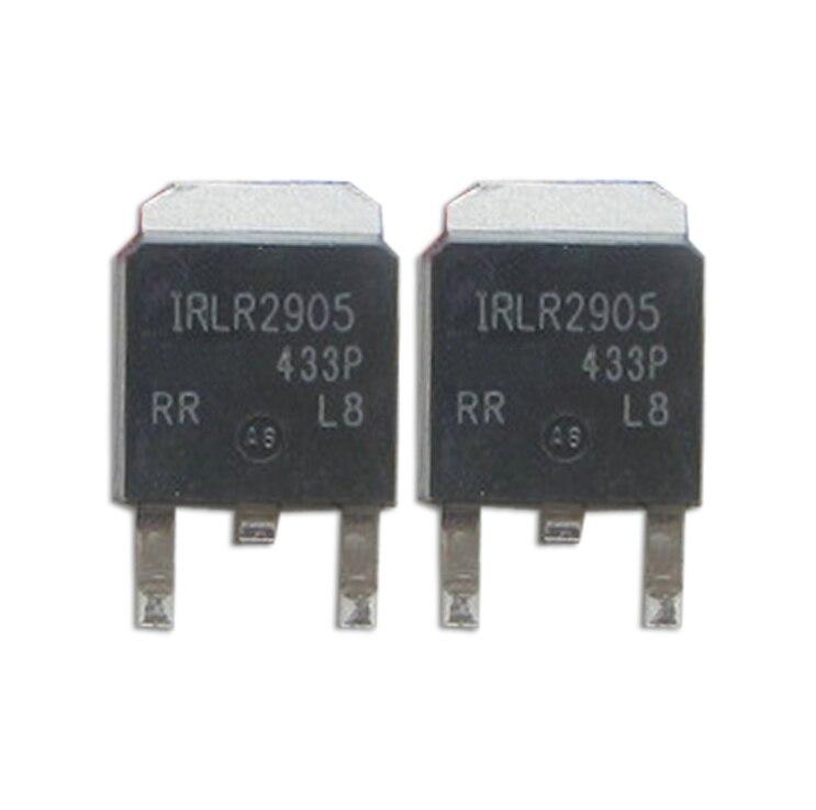 10PCS IRLR2905 TO-252 IRLR2905TRPBF TO252 LR2905 SMD