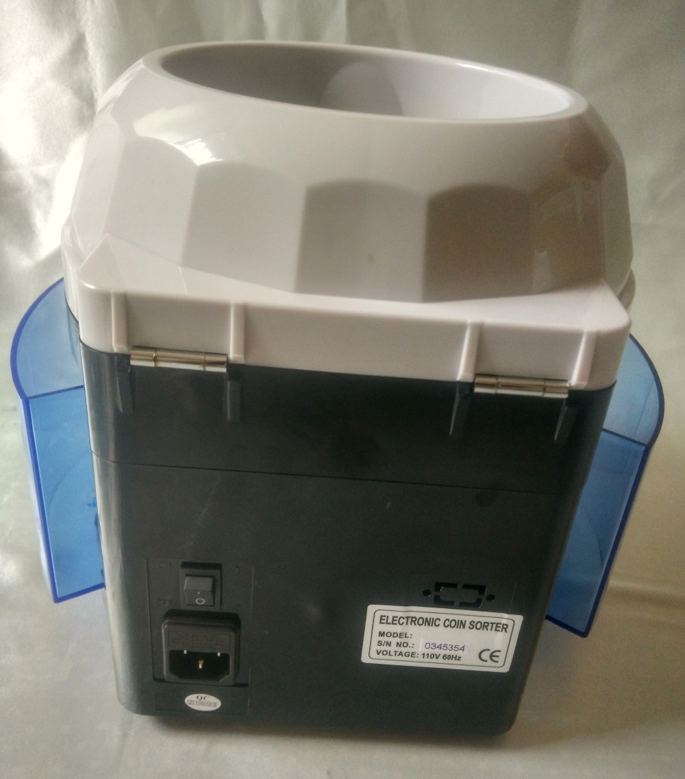 High speed Peru Electronic coin counter, Peru coin sorter coin ,counting machine for Peru coins