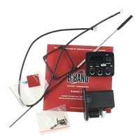 SEWS Acoustic Guitar Pickup Systems Kit General B Band T35 3 Band Eq with Tuner