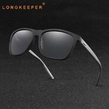 Classic Photochromic Sunglasses Men Polarized Driving Chameleon Glasses Discoloration Sun Glasses Square Eyewear Goggles UV400 цена и фото