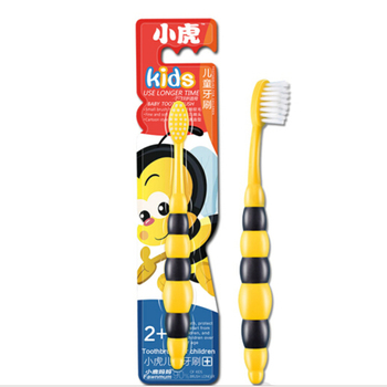Soft-bristle Antibacterial Children Toothbrush Brosse A Dent Baby Tooth Brush Health Gentle Teeth Best Gift for Boys and Girls image