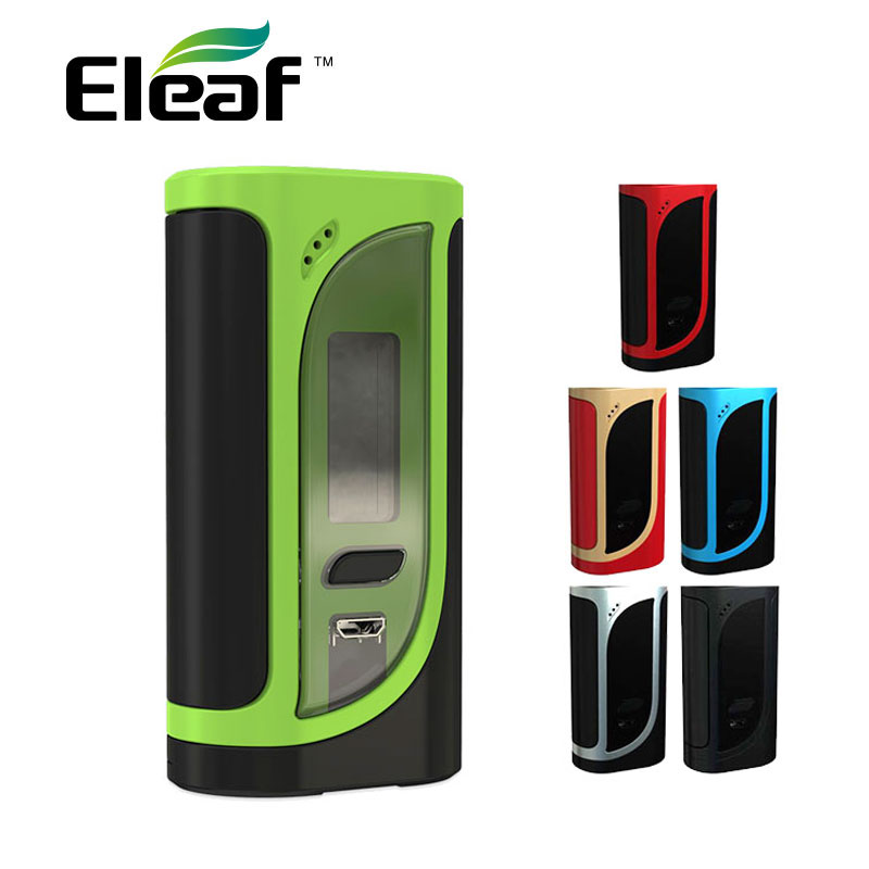 Original 220W Eleaf iKonn 220 Box MOD Powered by 18650 Battery for Eleaf Ello Tank Atomizer 2017 New Vapor VS Alien MOD eleaf coral rda atomizer for diy