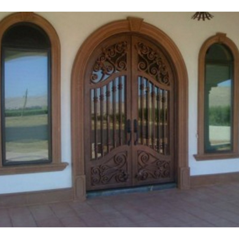 Marque nom portes portes et fenêtre en aluminium portes extérieur