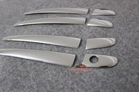 Stainless Steel door handle cover Chrome trims FOR Mazda 2 3 6 2010 2011 2012 2013