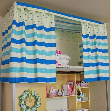 Bunk Beds Shade Cloth Curtain Curtains Bed Mantle Mosquito Net 2