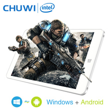 CHUWI Hi8 Pro Dual OS Tablet PC Windows 10 Android 5.1 Intel Atom Cherry Z8350 Quad core 2GB RAM 32GB RAM 1920×1200 Type-C HDMI