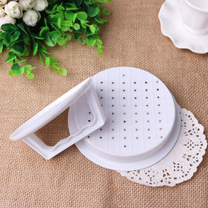 Xueliee Tool Meatball Burger Mold Meat Maker Patty Press