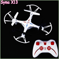 Original Syma X13 New Hot Drones RC Quadcopter 6-axis 2.4GHz 4CH RC Helicopter Drone RTF Remote Control 3D Flips Toy Vs x5c