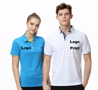 Brand Clothing Accept custom diy logo 2018 New Women Polo Shirt Women Cotton Short Sleeve shirt Casual jerseys Plus Size