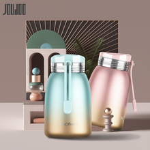 JOUDOO 320ML Cute Girl Gradient Creative Thermos Stainless Steel Vacuum Flasks Outdoor Insulated Water Thermoses Bottles 35