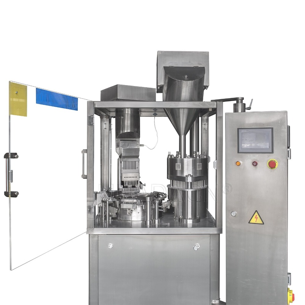 NJP-1200D 110V/220V Advanced filling machine Automatic Capsule Filling Machine