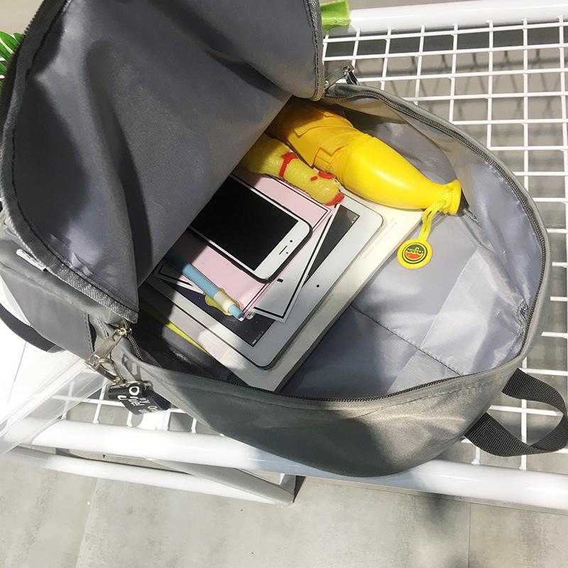 2017 Fashion School Backpack Women Men Schoolbag Back Pack Leisure Korean Ladies Knapsack Laptop Travel Bags for Teenage Unisex (44)
