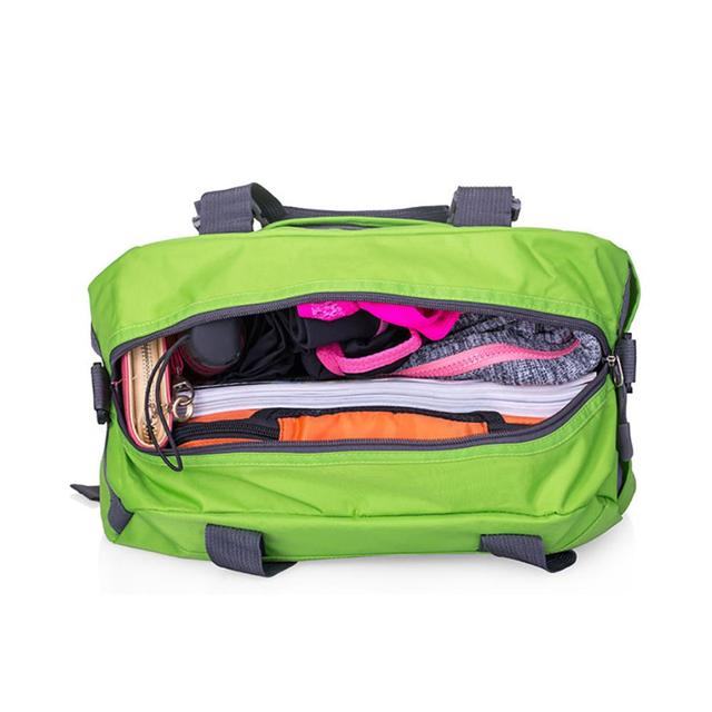 Waterproof nylon yoga bag 5