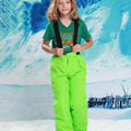 Children Kids Winter Warm Outdoor Waterproof Ski Pants Bibs Snow Trousers Hot Sale