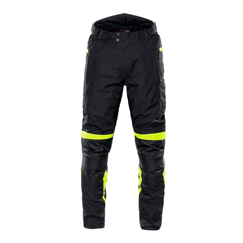 Motocentrique hiver Moto pantalon imperméable Moto Motocross pantalon équitation Motocross tout-terrain course genou protection