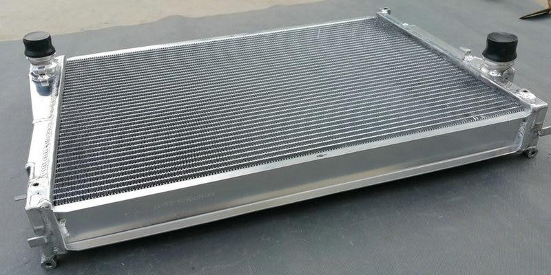 BMW E36 318 323 325 328 M3 Core Radiator Support Bracket Unit 1992-1999 Silver