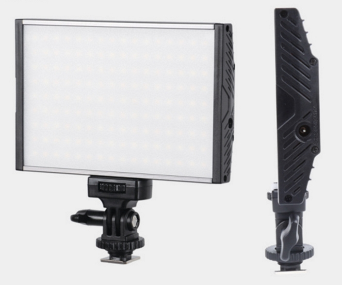 15W Digital Photography Flash LED lights Panel LED Flash Light Lamp with Filter For Canon For Sony DSLR Camera Camcorder цена