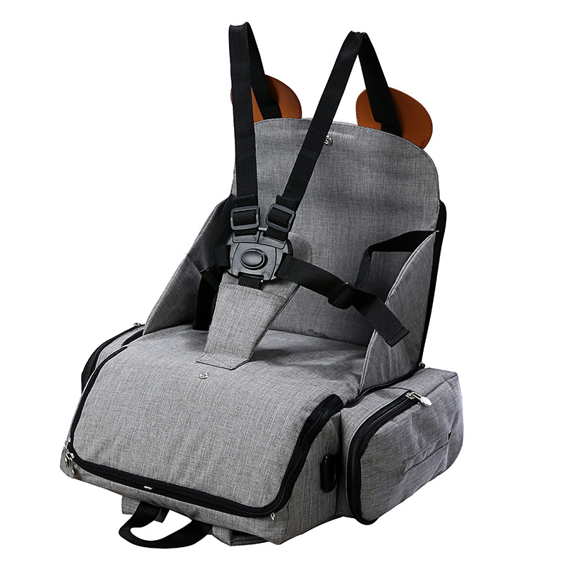 Multi-function Large-capacity Portable Shoulders Out Light Baby Kit Child Bag