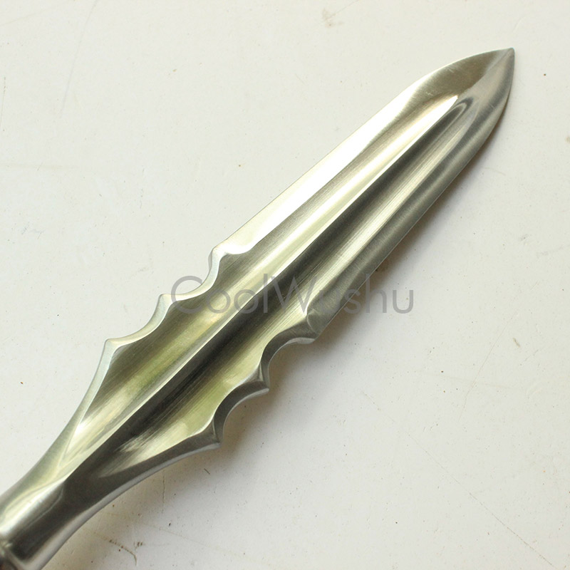Stainless Long Spear Heads 2